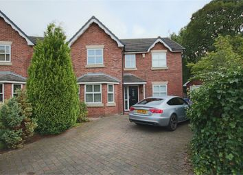Thumbnail 4 bed detached house for sale in Tweedsmuir Close, Fearnhead, Fearnhead, Cheshire