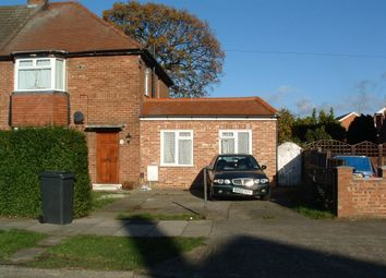 Thumbnail 1 bed property to rent in Tostig Avenue, Acomb, York