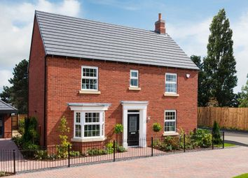 "Thumbnail 4 bedroom detached house for sale in ""Layton"" at Fosse Road, Bingham, Nottingham"