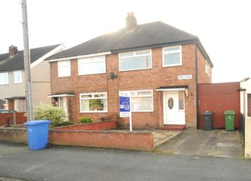 Thumbnail 3 bed semi-detached house to rent in Irwell Road, Warrington