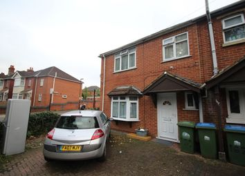 Thumbnail 4 bed semi-detached house to rent in Warren Crescent, Southampton