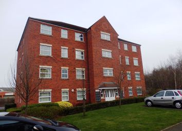 Thumbnail 2 bed flat to rent in Clarkson Close, Nuneaton