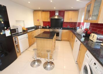 Thumbnail 4 bed detached house to rent in Mayfield Avenue, New Haw, Addlestone