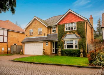 Thumbnail 5 bed detached house for sale in Holm Grove, Hillingdon, Uxbridge