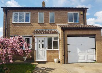 Thumbnail 3 bedroom property to rent in Cross Street, Farcet, Peterborough