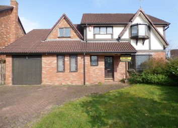 Thumbnail 4 bed detached house for sale in Augustine Close, Stone, Staffordshire