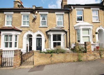 Thumbnail 3 bed terraced house for sale in Stoneycroft Road, Woodford Green