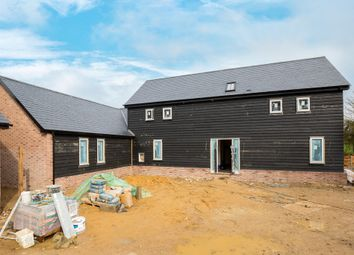 Thumbnail 4 bedroom detached house for sale in Cambridge Road, Barkway, Royston