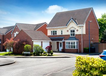 Thumbnail 6 bed detached house for sale in Roughley Farm Road, Four Oaks, Sutton Coldfield