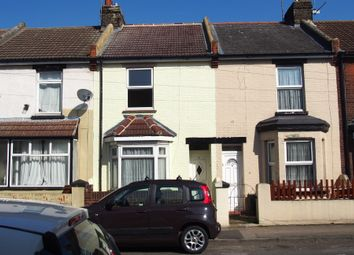 Thumbnail 3 bed terraced house to rent in St Johns Road, Gillingham