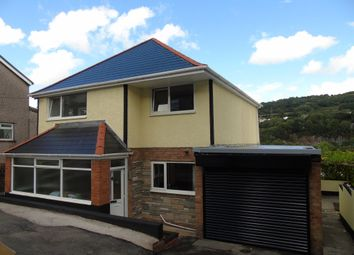 Thumbnail 4 bed detached house for sale in Wood Road, Treforest, Pontypridd