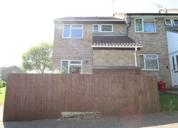 Thumbnail 4 bed end terrace house to rent in Titania Close, Colchester