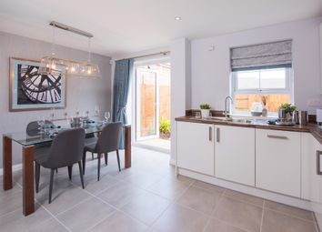 "Thumbnail 3 bed terraced house for sale in ""Maidstone"" at South Close, Alsager, Stoke-On-Trent"