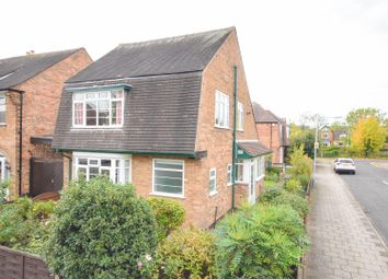 Thumbnail 3 bed detached house for sale in Rutland Road, West Bridgford, Nottingham
