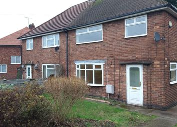 Thumbnail 3 bed semi-detached house to rent in King Johns Road, Clipstone Village, Nottinghamshire