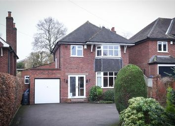 Thumbnail 3 bed detached house for sale in Rosemary Hill Road, Four Oaks, Sutton Coldfield