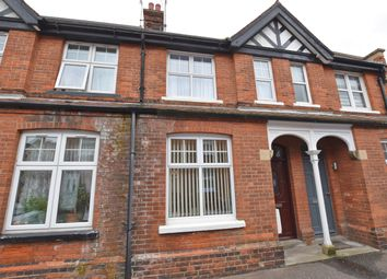 Thumbnail 3 bedroom terraced house for sale in Cambridge Street, Cromer