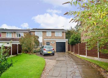 Thumbnail 4 bed detached house for sale in Avon Drive, Congleton