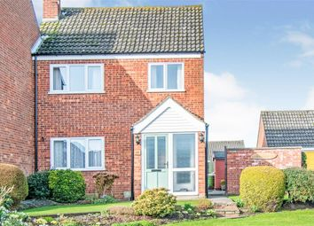 Thumbnail 3 bed semi-detached house for sale in Kerdiston Road, Reepham, Norwich