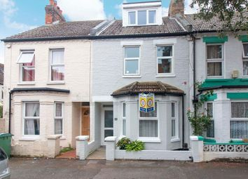 Thumbnail 3 bed terraced house for sale in Ethelbert Road, Folkestone