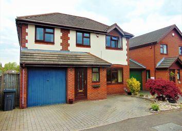 Thumbnail 4 bedroom detached house for sale in Bishops Gate, Northfield, Birmingham