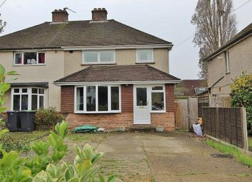 Thumbnail 3 bed semi-detached house for sale in Padnell Avenue, Cowplain, Waterlooville