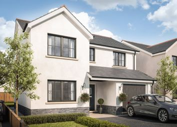 Thumbnail 4 bedroom detached house for sale in Heol Y Banc, Bancffosfelen, Llanelli