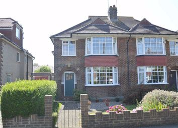 Thumbnail 3 bed semi-detached house for sale in Corrigan Avenue, Coulsdon, Surrey