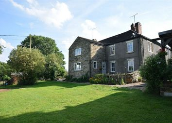 Thumbnail 3 bed cottage for sale in High Street, Stonebroom, Alfreton, Derbyshire