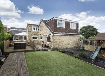 Thumbnail 4 bed detached house for sale in Roberttown Lane, Liversedge, West Yorkshire