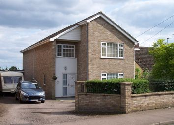 Thumbnail 3 bed detached house to rent in Mill Road, Lakenheath, Suffolk