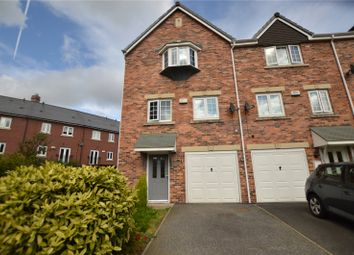 Thumbnail 4 bed town house for sale in Castle Lodge Court, Rothwell, Leeds