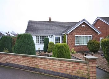 Thumbnail 2 bedroom bungalow for sale in Stainsdale Green, Whitwick, Coalville
