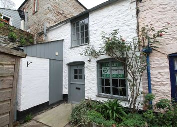 Thumbnail 1 bed cottage to rent in Fore Street, West Looe, Looe