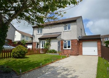 Thumbnail 2 bed semi-detached house for sale in Leap Park, Threemilestone, Truro, Cornwall