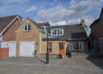Thumbnail 3 bed detached house for sale in Harlow Road, Sawbridgeworth