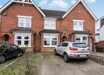Thumbnail 2 bed terraced house for sale in Park Road, North Camp Village, Farnborough