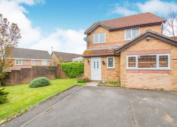 Thumbnail 3 bedroom detached house for sale in Heol Collen, Culverhouse Cross, Cardiff