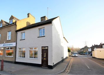 Thumbnail 4 bed end terrace house for sale in High Street, Stanstead Abbotts, Ware