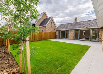 Thumbnail 3 bedroom detached bungalow for sale in Plot 2 Cresswell Close, Highfield Road, Impington, Cambridge