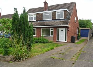 Thumbnail 3 bed semi-detached house to rent in Gainsborough Close, Stapleford