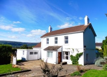 Thumbnail 3 bed detached house for sale in Turnpike Road, Croesyceiliog, Cwmbran