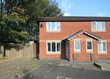 Thumbnail 3 bed semi-detached house for sale in Wood Edge Close, Moses Gate, Bolton