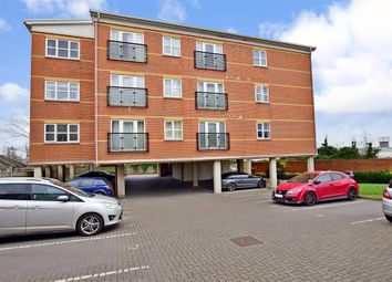 Thumbnail 2 bed flat for sale in Lawn Road, Gravesend, Kent
