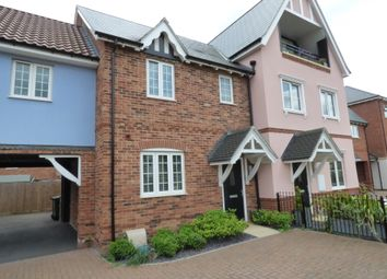 Thumbnail 4 bed semi-detached house for sale in Market Lane, Witham