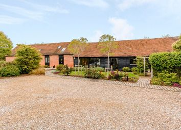 Thumbnail 5 bed barn conversion for sale in Chalkshire Road, Butlers Cross, Aylesbury