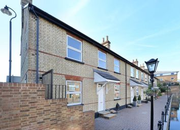3 bed terraced house for sale in Albert Mews, Limehouse E14