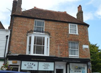 Thumbnail 2 bed maisonette for sale in Orchard Close, Church Street, Bexhill-On-Sea