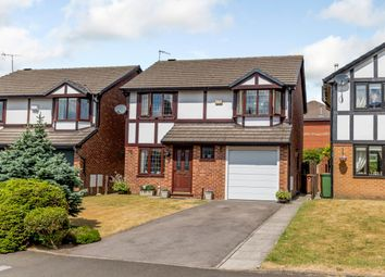 Thumbnail 3 bed detached house for sale in Moorgate Road, Stalybridge, Greater Manchester