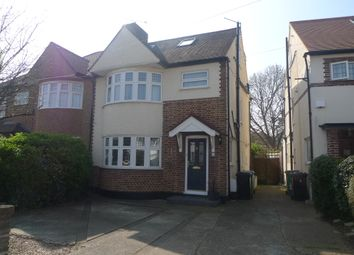 Thumbnail 4 bed semi-detached house for sale in St Vincent Road, Whitton